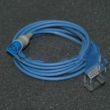 Philips(Netherlands) Compatible Philips SPO2 extension cable MP20 / MP30 / MP40 D 8-pin to DB7 spo2 cable