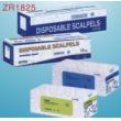 Scalpel/Suture line