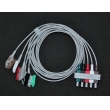 Philips(Netherlands)compatible split cramping five Leadwires