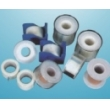 surgical tape with plastic cover
