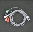 compatible Mortara five lead wire / Mortara H3 + five lead wire / Mortara Holter ECG cable