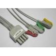 All purpose(China) lead wire  Nihon kohden  PN:  BR-903P  the three one  NEW