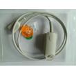 Nihon Konden(Japan)  adult clip SpO2 sensor,1m/0.3ft, 9 pins, compatible with TL-201T NEW  Compatible
