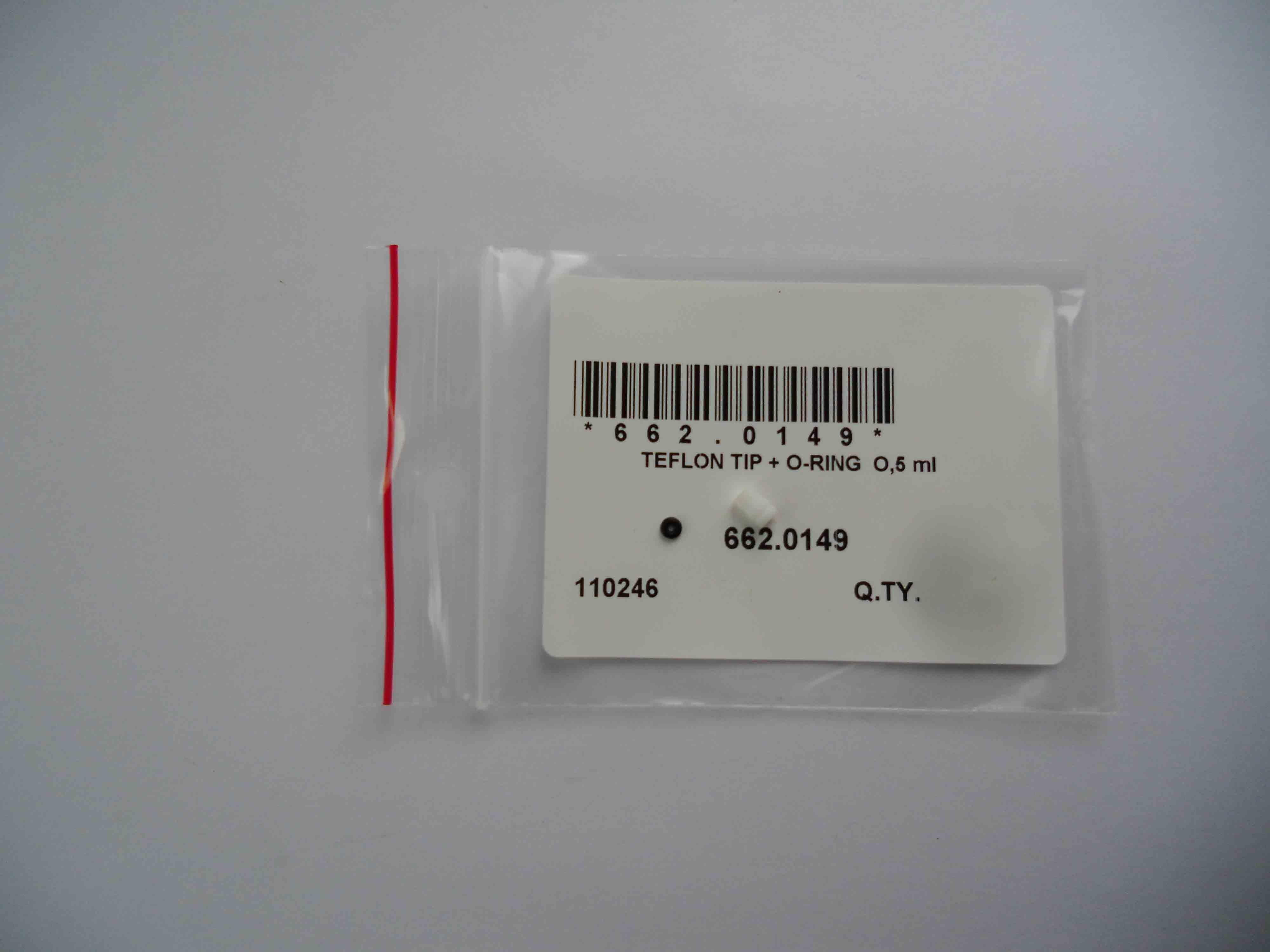 o ring chemistry. biotemcnica(italy bt) teflon tip + o ring 0.5ml,chemistry analyzer bt2000,bt3000 new chemistry i