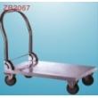 stanless steel ground trolley