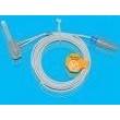 Mindray(China)Dual-slot 6-pins package neonatal spo2 sensor mec 1000/PM 7000/8000 Bundled spo2 sensor    New