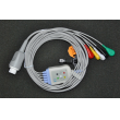 Ohmeda(USA)Ohmeda five Leadwires button (European standard) / 10-pin Deen five Leadwires
