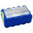 Suzuken(Japan) Battery, 12V 1.5Ah Suzuken KENZ 108 ECG equipment (New,compatible,not Original)