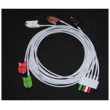 Drager(Germany)clip-type five-leadwires,NEW