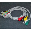 Philips(Netherlands)Philips five lead wire / PHILIPS HP split ECG Cable (European standard) monitor Accessories