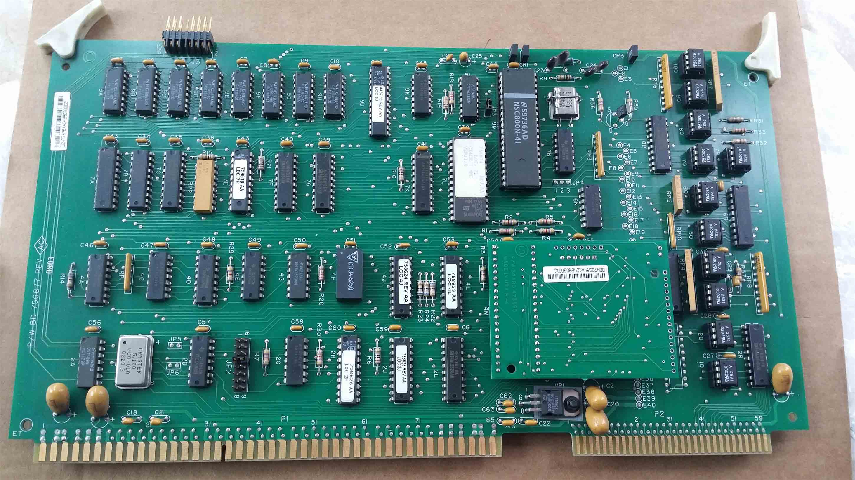 Beckman-Coulter(USA) Motion control board Assy ,Chemistry Analyzer