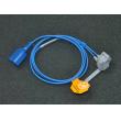 Nihon Kohden(Japan) Nihon Kohden SpO2 sensor / Nihon Kohden 2301C newborn wrapped SpO2 sensor photoelectric 9-pin sensor