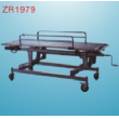 Manual lift Energency bed