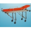 aluminum alloy stretcher trolley for ambulance vehicle
