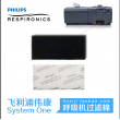 Philips(Netherlands)Original Philips ventilator cotton air filter 557/757 / filter / strainer(black white)