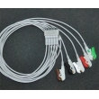 GE(USA)Compatible GE split clip in five leadwire/GE ECG Cable/Monitor Accessories