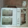Nihon Kohden(Japan)UPPERE CASING(COMPLETE SET) P/N:6141-9000232 1 SET  for Nihon Kohden CARDIOLIFE TEC-5531K(New,Original)