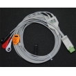 Drager(Germany)Original Drager SPO2 extension cable / 3368433 SPO2 adapter cable 7-pin / Monitor Accessories