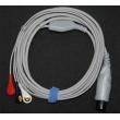 Edan(China)Original Edan three lead wire button / three leadwires 01.57.471095-11 Leadwires