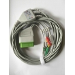 Nihon Kohden(Japan) BSM Life Scope ECG Cable 3 Leads IEC Clip ,3 Channel Patient Monitor ECG Cable   New