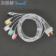 GE(USA)GE PR 1000 split five lead wire / European standard split clip in five lead / PR1000 monitor Leadwires