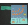 Primedic(Germany) defibrillator key board / DM10 DM30 button membrane / keypad defibrillator accessories   New