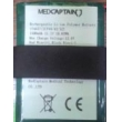Medcaptain(China) Battery 11.1 Volt for Medcaptain MP-30 Infusion Pumps, Syringe (New,Original)