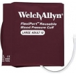 WelchAllyn(USA) Flexiport Blood Pressure Cuff, Size-12 Large Adult, Reusable, P/N: REUSE-12(New,Original)