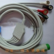 Mindray(China)Original T5T8 12-pin 5-lead ECG cable / five lead wire / EA6251B Leadwires