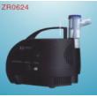 Gas compression atomizer