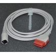 GE(USA)GE to Abbott invasive cable / compatible GE IBP cable / monitor 11-pin cable