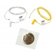 Drager(Germany) Yellow colour drager neonate temperature sensors for Caleo DragerInfant Incubator (5pk/box) (New,Original)