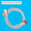 Mindray(China)Mindray original 12-pin to Abbott interfaces IBP cable / 12-pin to Abbott invasive cable / Monitor Accessories