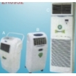 to clean up the air disinf ection sterilization machine