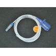 Comen(shenzhen) Comen encryption SpO2 extension cable /dual slot 8-pin encryption SpO2 adapter cable / connector ordinary DB7 SpO2 sensor