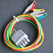Nihon Kohden (Japan)New Original Nihon Kohden BR-903P three-lead wire clip / original BR-903P ECG Cable