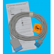 GE(USA)Original GE Ohmeda SpO2 sensor / GE original split SpO2 main cable / TS-G3 GE SPO2 extension cable