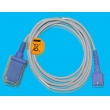 WelchAllyn(USA) encryption SpO2 extension cable / SpO2 main cable / DB9 to db9 SpO2 adapter cable / monitor SpO2 cable