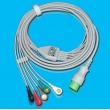 Spacelabs(USA)ECG Cable 90369/90496/90387/90367 ECG Cable 17-pin ECG Cable
